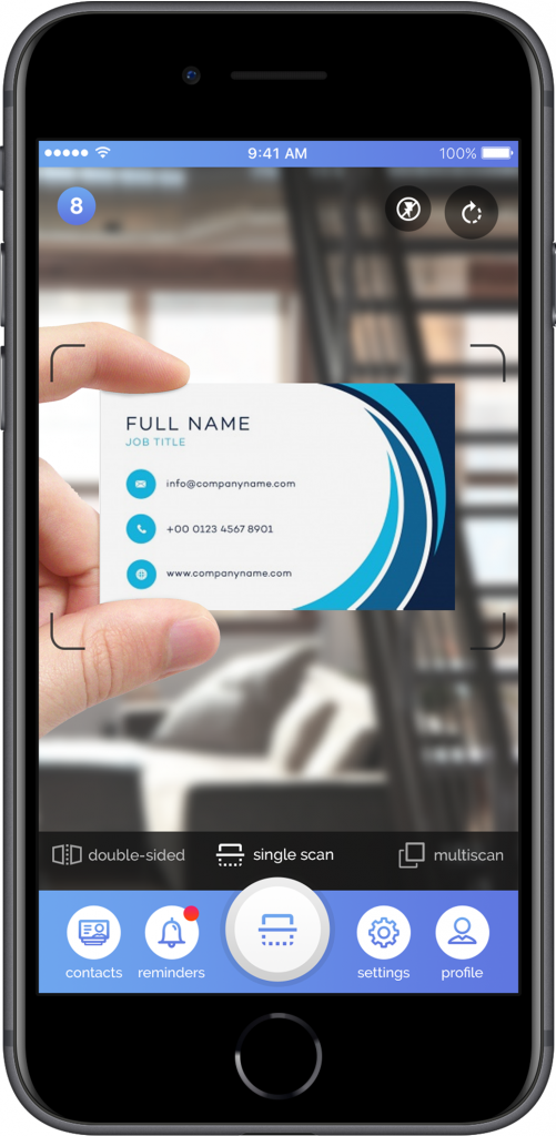 Contact master the easier way to follow up on your business when the business card is scanned and saved to your own contact list contact master provides you with the opportunity to get in touch with your new contact reheart Image collections