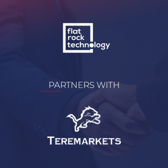 Flat Rock Technology partners with Teremarkets