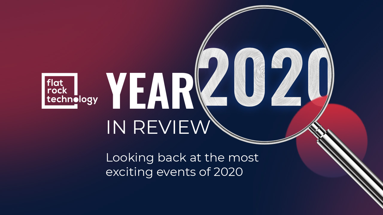 2020 Review Flat Rock Technology